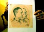 Nowy Wiśnicz. Matejko i Pilecki w dworku Koryznówka