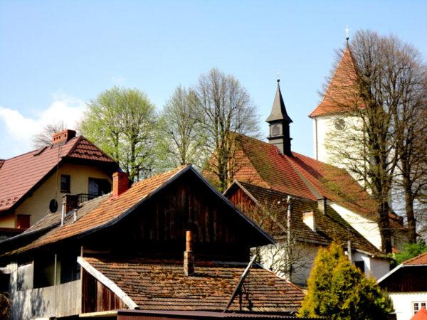 Lipnica Murowana. Małopolska wieś nad Uszwicą