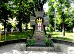 Kijów. Mogiła Askolda i siostra Oresta