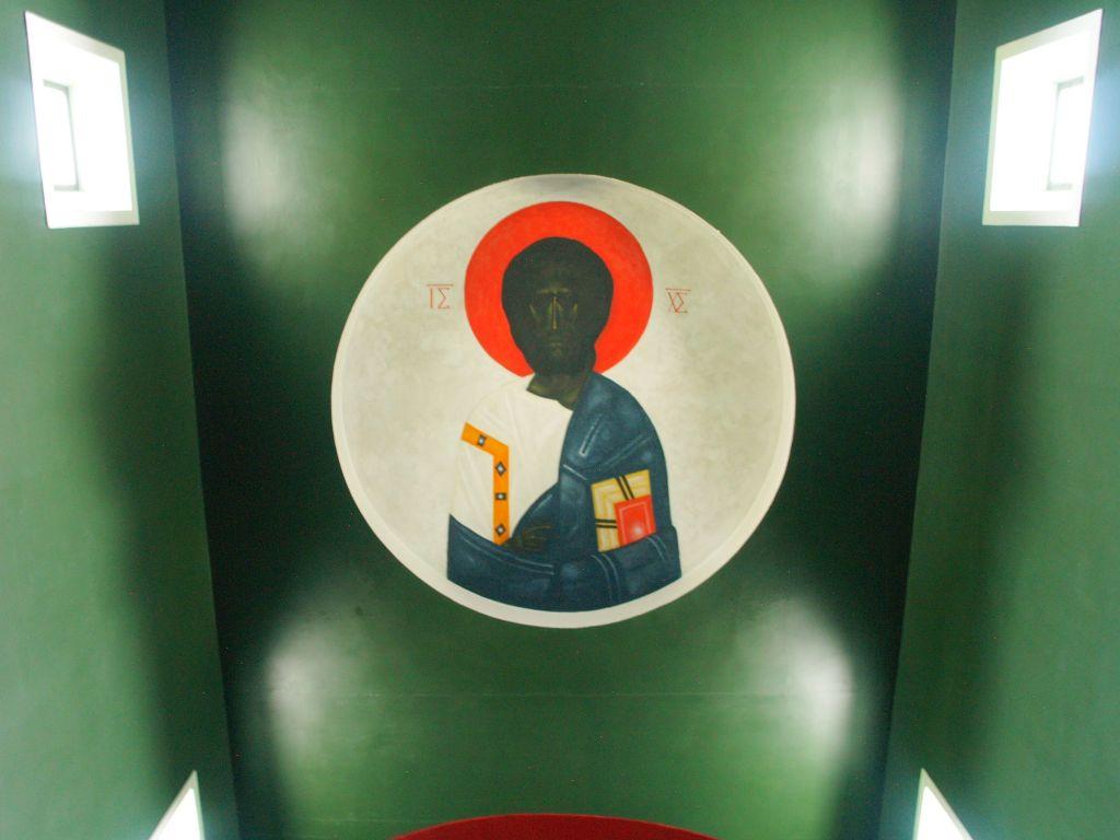 Biały Bór. Cerkiew Jerzego Nowosielskiego