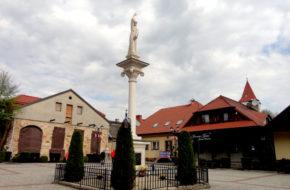 Lipnica Murowana Jedyne sanktuarium św. Szymona