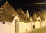 Alberobello. W tych domach mieszkają ludzie