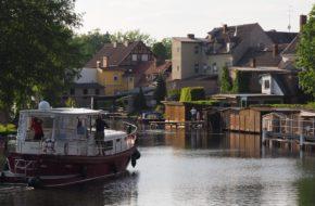Fürstenberg Urokliwa marina i zawijasy historii