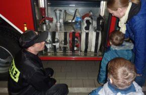 Kalisz Zwiedzamy remizę strażacką
