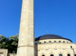 Kijów. Minaret wśród cerkiewnych kopuł
