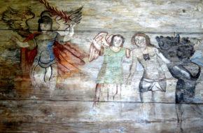 Lipnica Murowana Drewniany kościół św. Leonarda