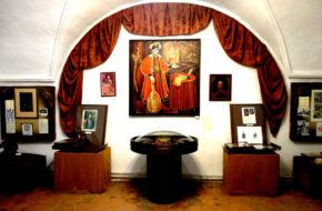 Kijów Kozacy w Muzeum Hetmaństwa