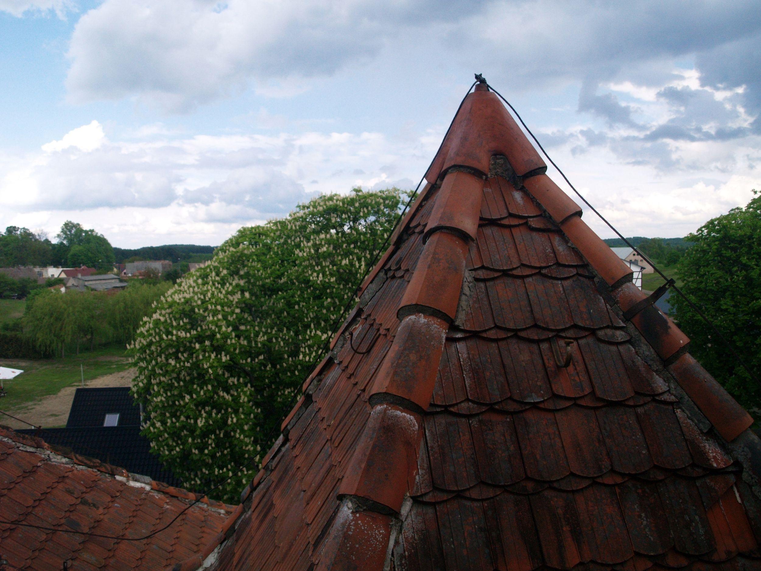 Siemczyno. Barokowy pałac, największy w regionie