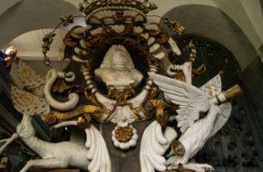 Krąg Kaplica na chwałę rodu Podewils