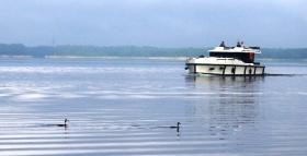Na jeziorach Brandenburgii