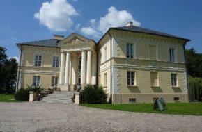 Dobrzyca Muzeum Ziemiaństwa w pałacu