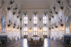 Moritzburg Myśliwski pałac Wettynów