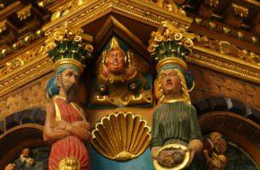 Sowno Pierwszy protestancki ołtarz na Pomorzu