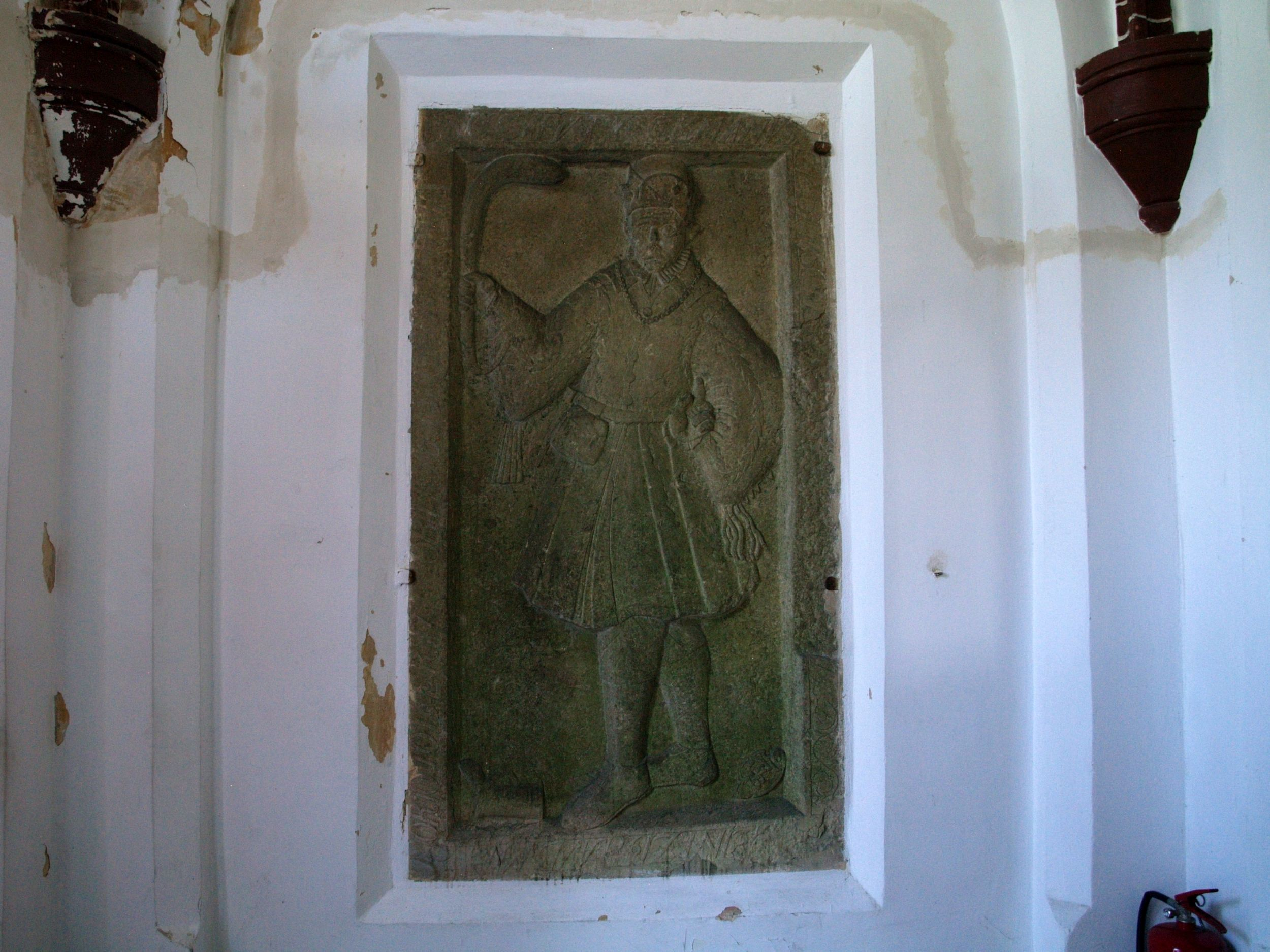 Sowno. Pierwszy protestancki ołtarz na Pomorzu