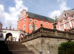 Broumov. Stary klasztor benedyktynów