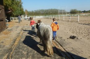 Wolica Rekreacja, czyli do lasu i na konie
