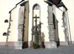 Náchod. Niezwykły kościół na środku rynku
