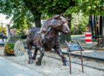 Staré Město. Kovozoo – oryginalny ogród zoologiczny