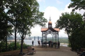 Kijów Nowe trasy widokowe nad Dnieprem