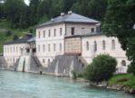 Berchtesgaden. Multimedialnie w kopalni soli