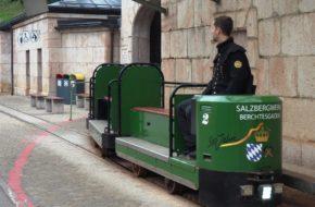 Berchtesgaden Multimedialnie w kopalni soli
