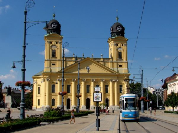 Debreczyn W duchu węgierskiego protestantyzmu