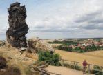 Teufelsmauer. Diabeł zbudował mur na skraju Harzu…