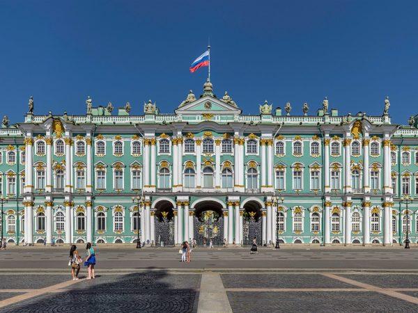 Sankt Petersburg. Tu kilometry czuje się w nogach