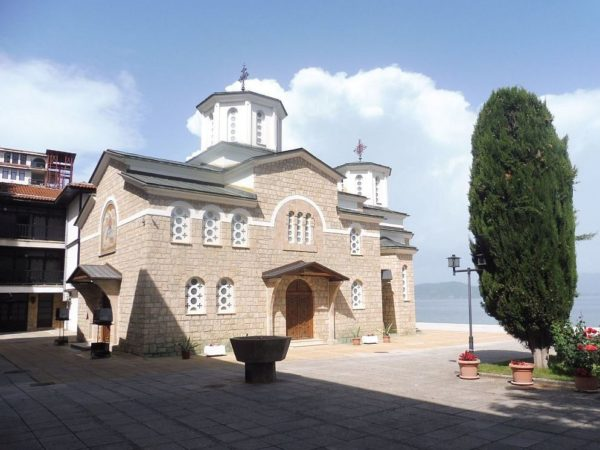 Kališta. Kilka z 365. cerkwi nad brzegiem