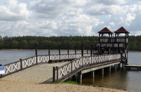 Olecko Największy rynek w dawnych Prusiech