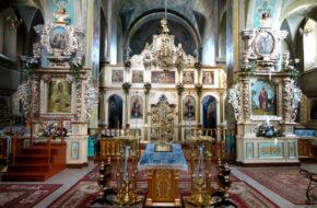 Żydyczyn Zaginione i zachowane cudowne ikony