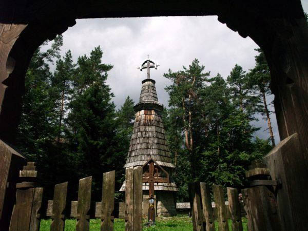 Gładyszów Cmentarz nr 55 Dušana Jurkowiča
