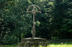 Mszanka Cmentarz nr 124 Hansa Mayra