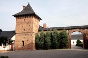 Zimno 10 wieków świętogórskiego monasteru
