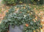 Berlin. Cmentarz splantowany pod mur