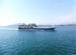 Igumenitsa. Stąd popłynęliśmy na Korfu