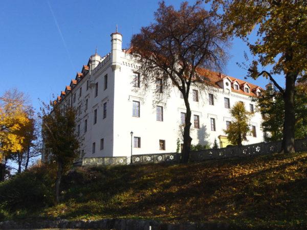 Ryn Pokrzyżacki zamek, teraz hotel