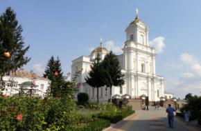 Łuck Liczne świątynie wielu religii