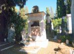 Rzym. Polscy artyści na Cmentarzu Verano