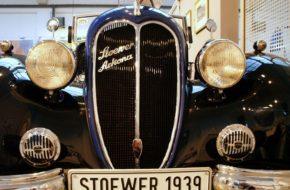 Szczecin Stoeweriana w Muzeum Techniki