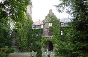 Sobótka Eklektyczny pałac i hodowlane tradycje