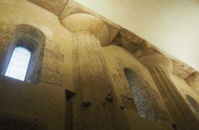 Syrakuzy Doryckie kolumny i relikwie św. Łucji
