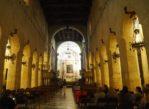 Syrakuzy. Doryckie kolumny i relikwie św. Łucji