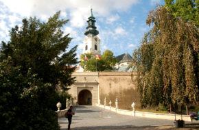 Nitra Najstarszy gród na Słowacji