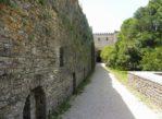 Gjirokastra. Muzeum i schron w zamku Kalaja