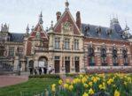 Fécamp. Pałac na cześć ziołowej nalewki