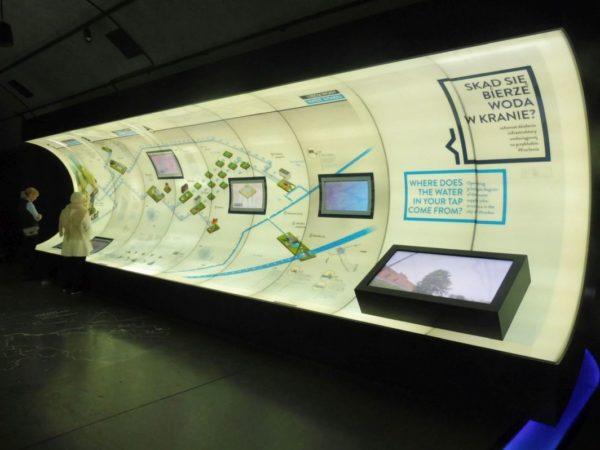 Wrocław Hydropolis, czyli multimedialnie o wodzie