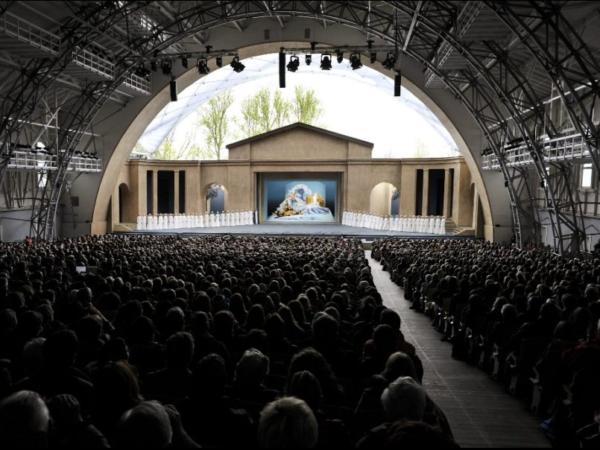 Oberammergau Misteria pasyjne przełożone na 2022 rok
