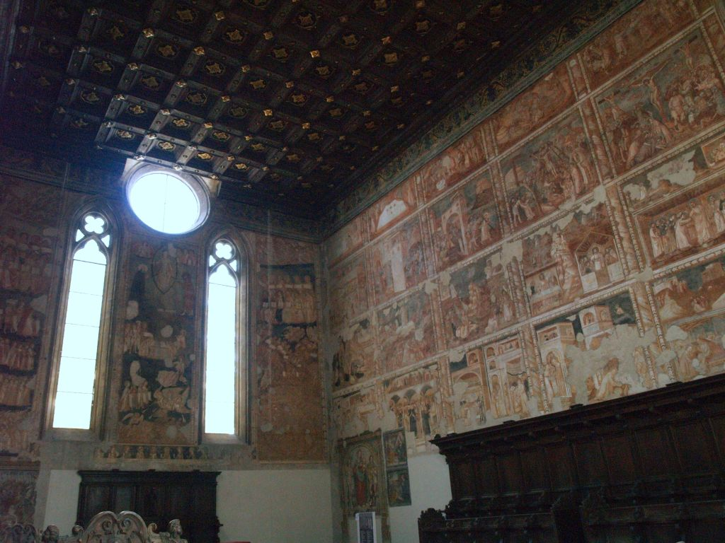 Neapol. Gotyk w Santa Maria Donnaregina