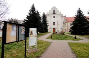 Opactwo Benedyktyni w mieście Sieciecha
